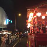 恵那納涼夏祭り盆踊りの夕べ